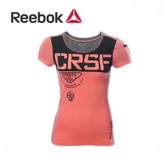 [★리복 의류균일가] 리복 여성 RCF 그래픽 반팔 티셔츠 B86796(RB-B86796-00) (업체별도 무료배송)