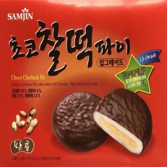 초코찰떡파이 25g*50봉입 (업체별도 무료배송)