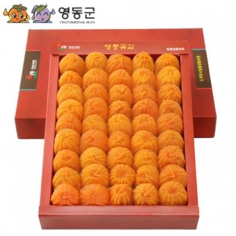 [메이빌] 영동 실속 곶감 1.3kg(35~45개) (업체별도 무료배송)