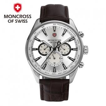 [스위스 몽크로스] 남성시계 MS3750 Black/White 택1 (업체별도 무료배송)