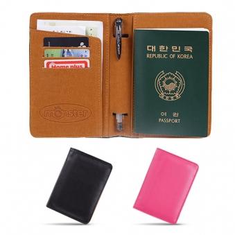 머니클립형 여권케이스 (업체별도 무료배송)