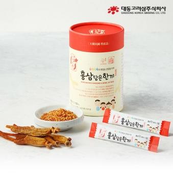 홍삼담은한끼 (홍삼밥) 3g*30포 (업체별도 무료배송)