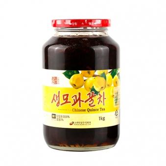 [주말특가] 생모과꿀차 1kg x 2개 (업체별도 무료배송)