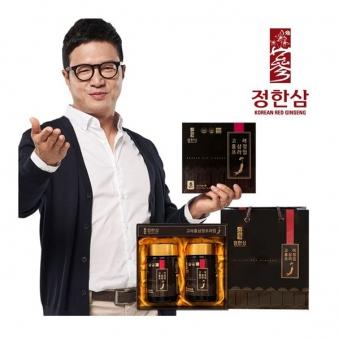 [정한삼] 고려홍삼정 프라임 240g*2병 + 쇼핑백증정 (업체별도 무료배송)