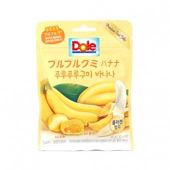 돌 푸루푸루구미젤리 바나나 젤리 40g