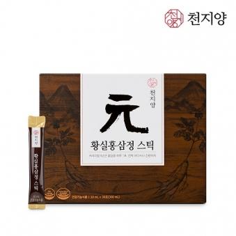 천지양 6년근 황실 홍삼정 스틱 10ml * 30포 (업체별도 무료배송)