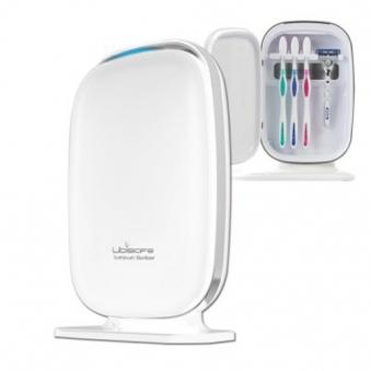 유비세이프 가정용 칫솔/면도기 살균기 HC-3000 (업체별도 무료배송)