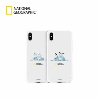 내셔널지오그래픽 아이스버그 아이폰 젤리 케이스 (옵션 선택) (업체별도 무료배송)
