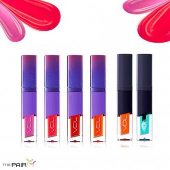 [VDL] 엑스퍼트 컬러 립큐브 플루이드 워터 4g (4가지 색상선택가능) (업체별도 무료배송)