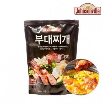 쟌슨빌 부대찌개 965g*3봉 (업체별도 무료배송)