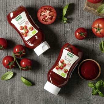 [주말특가] 뵤도 유기농 토마토케첩 튜브 300ml