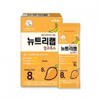 [이롬] 뉴트리랩 망고톡스 30g*7포 x 2박스 (업체별도 무료배송)