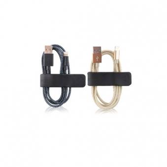 라이트닝 8핀 USB 케이블 (골드/블랙 택1) (업체별도 무료배송)