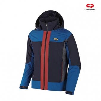 [CENTER POLE] 센터폴 남성 윈드쉴드 트래킹용 바람막이 자켓 (업체별도 무료배송)