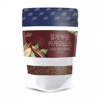잘게부순 카카오닙스 250g x 3개 (업체별도 무료배송)