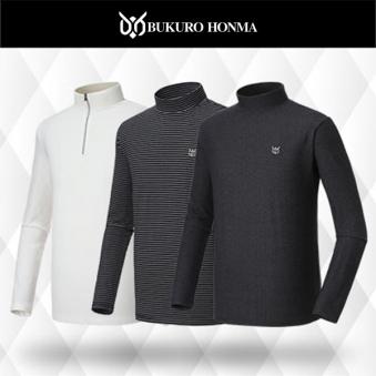 [부쿠로혼마] 남녀 스마트 골프티셔츠 3색상 택1 (업체별도 무료배송)