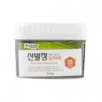 신발장 탈취제 (숯성분함유) 300g x 4개 (업체별도 무료배송)