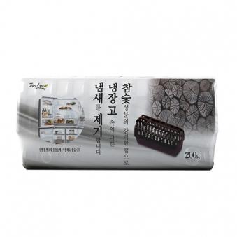 냉장고 탈취제 (숯성분함유) 200g x 4개 (업체별도 무료배송)