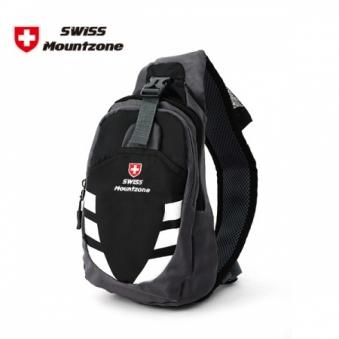 [SWISS MOUNTZONE] 스위스 마운트존 아르젠 크로스백 (블랙) OK-MZ0005 (업체별도 무료배송)