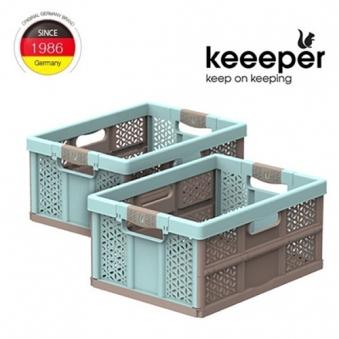 [1+1] keeeper 독일 폴딩 키퍼 32L (업체별도 무료배송)