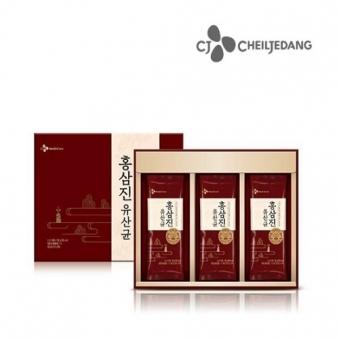 [핫딜] [CJ] 홍삼진 유산균 2g x 60포 (쇼핑백 증정) (업체별도 무료배송)