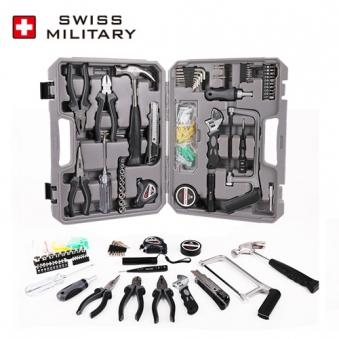 스위스밀리터리 110P 가정용 공구세트 SM-H20 (업체별도 무료배송)