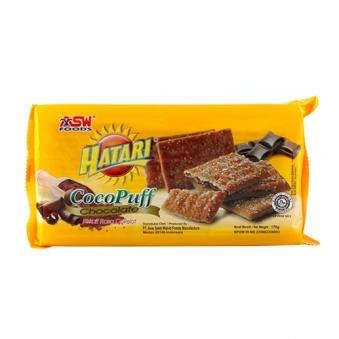 하타리 코코퍼프 초콜릿맛 170g