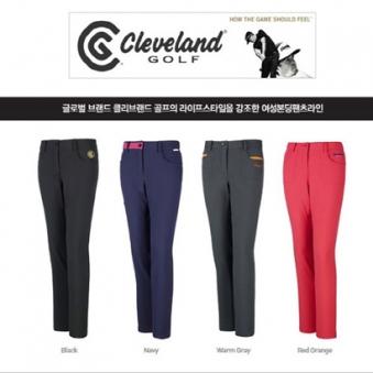 [클리브랜드] Cleveland 여성 골프팬츠 4종 택1 (업체별도 무료배송)