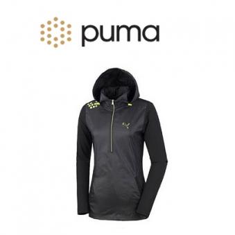 [PUMA GOLF] 푸마골프 여성 블랙집업 윈드쉴드 (업체별도 무료배송)