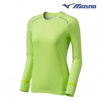 [미즈노] 여성 스트레치 긴팔 티셔츠 MZ-32YA772037-00 (업체별도 무료배송)