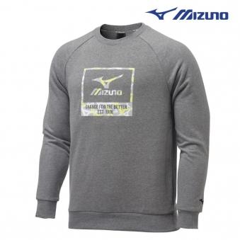 [미즈노] 공용 MRB 맨투맨 MZ-32YC756611-00 (업체별도 무료배송)