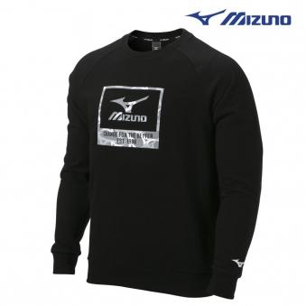 [미즈노] 공용 MRB 맨투맨 MZ-32YC756609-00 (업체별도 무료배송)