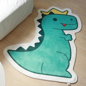 이크 극세사 공룡 매트 (업체별도 무료배송)