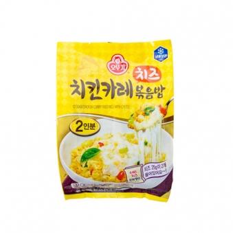 [한정수량] 오뚜기 치킨카레 치즈볶음밥 450g x 4개 (업체별도 무료배송)