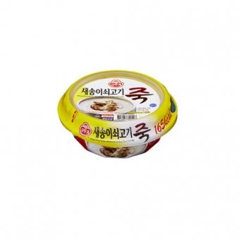 [한정수량] 오뚜기 새송이쇠고기죽 285g x 2개 (업체별도 무료배송)