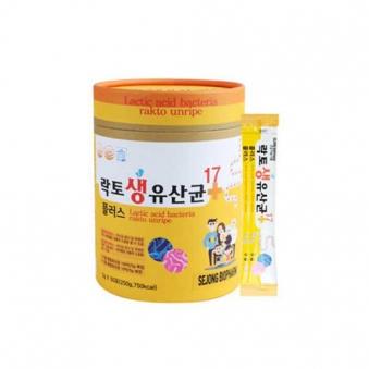 [세종] 락토생유산균17플러스 5g*50포입(1통) (업체별도 무료배송)