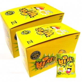 [다다익선] 젤리인젤리 빅셔 레몬맛 26g x 24개 (업체별도 무료배송)