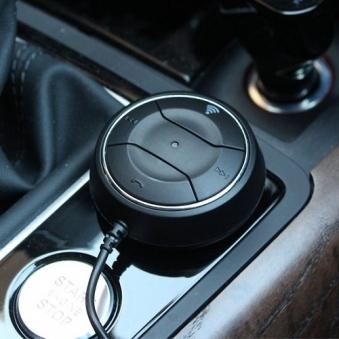 [어뮤즈] 차량용 블루투스 NFC 핸즈프리 리시버 NBT-01 (업체별도 무료배송)