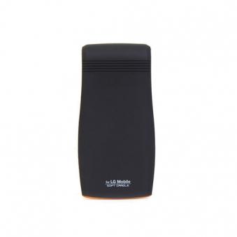 LG 차량용 스마트폰 거치대 지그랩 (블랙오렌지) (업체별도 무료배송)