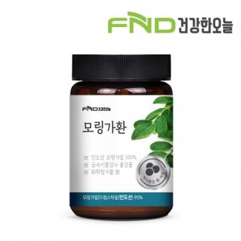 FND건강한오늘 모링가환 100g x 1개 (업체별도 무료배송)