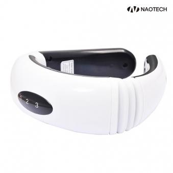 나오 EMS 저주파 목안마기 패치 Plus NAO-H5090 화이트 (업체별도 무료배송)
