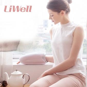 [리웰] 프리미엄 무선 온열 지압 손마사지기 LMH-9100H (업체별도 무료배송)