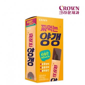 [크라운] 짜먹는 양갱 200g x3개 (업체별도 무료배송)