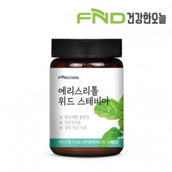 FND건강한오늘 에리스리톨 위드 스테비아 100g x 1개 (업체별도 무료배송)