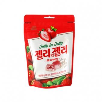 서주 젤리인젤리 딸기 83g