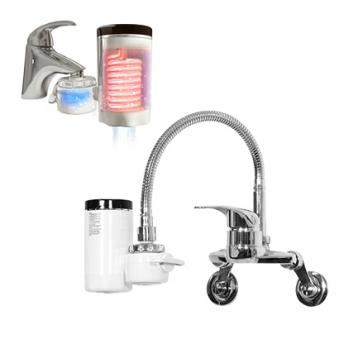 미리내 따수와 전기순간온수기 가정용 물히터 (옵션 선택) (업체별도 무료배송)