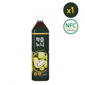 마닐 NFC착즙노니주스 원액100퍼센트 1000ml (업체별도 무료배송)