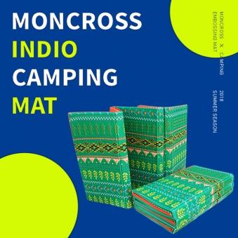 몽크로스 접이식 캠핑매트 3단 PMC-1013 (업체별도 무료배송)