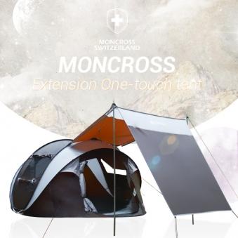 몽크로스 익스텐션 원터치 텐트 5~6인용 PMC-1018 (업체별도 무료배송)