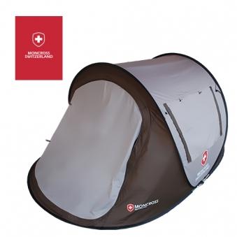 몽크로스 원터치 텐트 3~4인용 (색상택일) PMC-1002 (업체별도 무료배송)